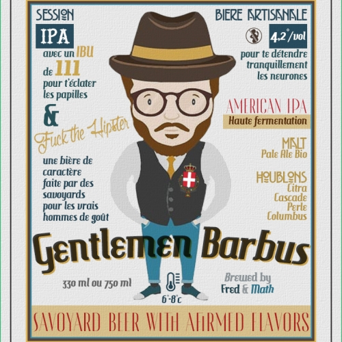 Gentlemen Barbus